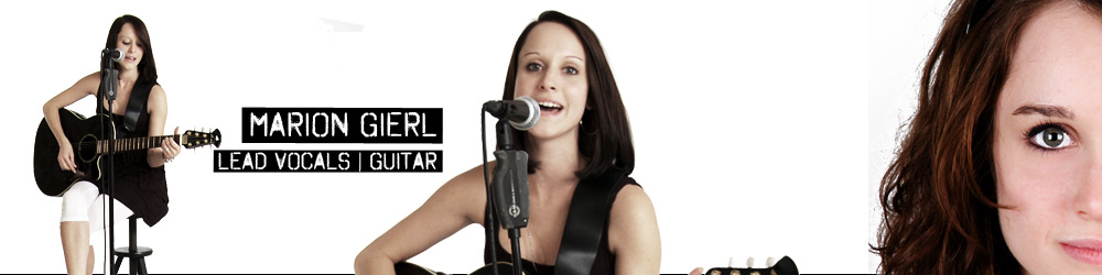 Marion Gierl - Lead Vocals | Guitar